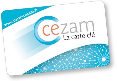 Carte Cezam Avis.Carte Cezam 2019 Dans La Rubrique Actualites 2018 2019