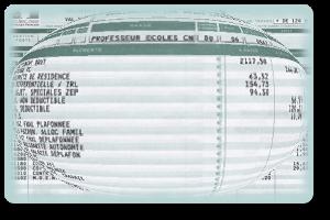 Indices salaires retenues cotisations au 1er janvier - Grille salaire enseignant second degre ...