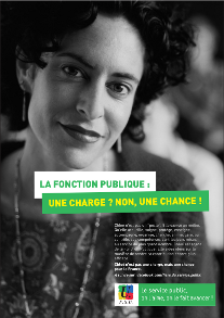 La Fonstion publique une charge NON une chance
